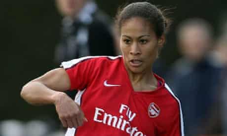 Rachel Yankey, Arsenal