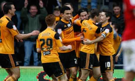 Hull City is the only club in the top six of the Championship in receipt of parachute payments