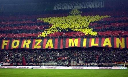 Milan: not Milano.