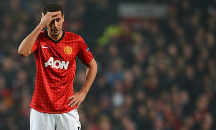 Rio Ferdinand was angered by Nani's sending off during Manchester United's 2-1 defeat to Real Madrid