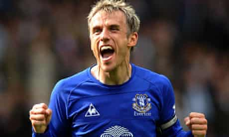Phil Neville, Everton