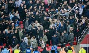 Millwall violence
