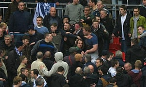 Outbreaks of hooliganism prove complacency is not an option
