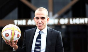 Paolo Di Canio refused to discuss about his politicial leanings