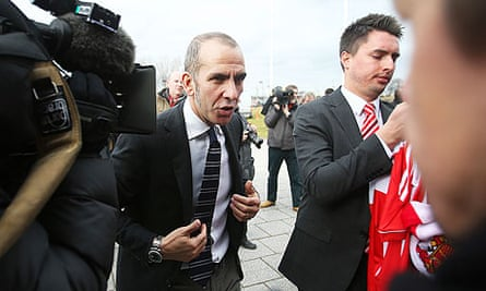 The controversy surronding Paolo Di Canio's arrival at Sunderland suggests a lack of planning