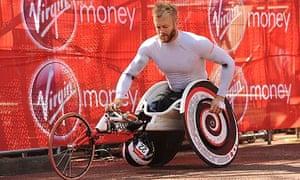 Josh Cassidy London Marathon