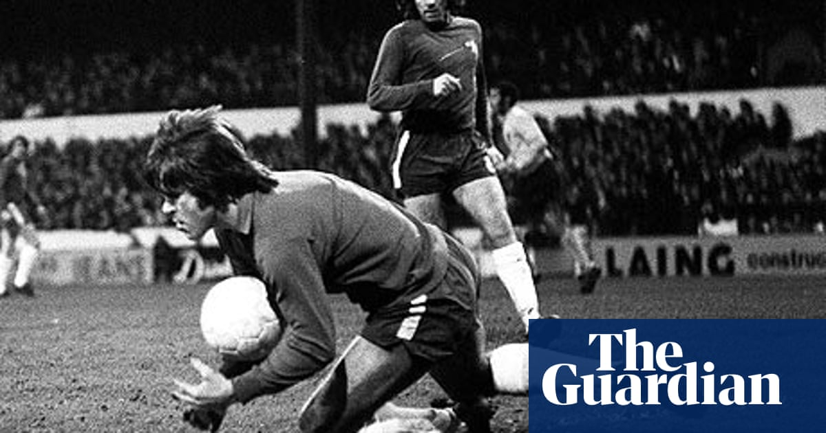 The Joy of Six: outfield players in goal | Simon Burnton