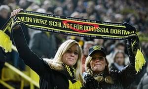 Two Dortmunds fans