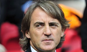 Roberto Mancini is widely expected to be sacked by Manchester City and replaced by Manuel Pellegrini