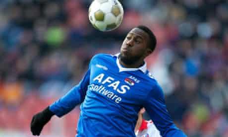 Jozy Altidore of AZ Alkmaar