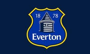 Everton's new crest