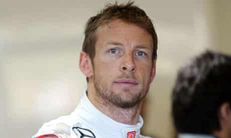 Formula One jenson button