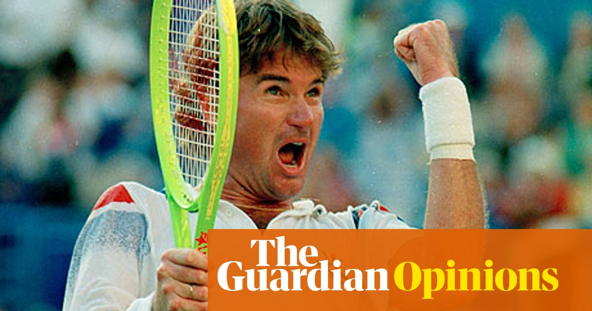 Jimmy Connors the best player of all time? Maybe, but Pete Sampras