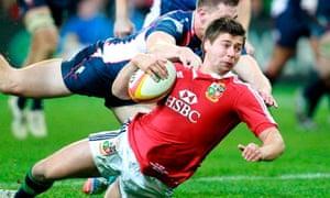 Ben Youngs, Lions v Melbourne Rebels