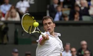 Jerzy Janowicz Wimbledon