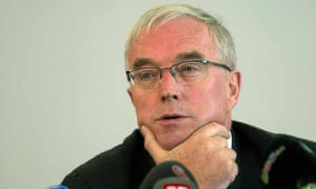 UCI president Pat McQuaid has come under fire