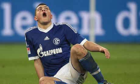 Kyriakos Papadopoulos joined Schalke in 2010 and is now believed to be keen on a move to Liverpool