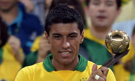 Paulinho Corinthians