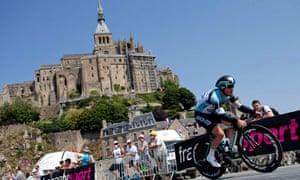 Britain's Mark Cavendish at Tour de France