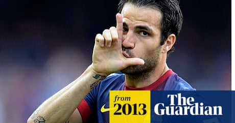Cesc Fábregas would consider moving to Manchester United