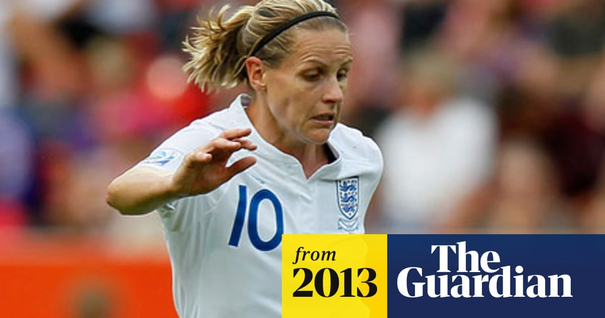Women's Euro 2013: England try to emulate Kelly Smith's power of ...