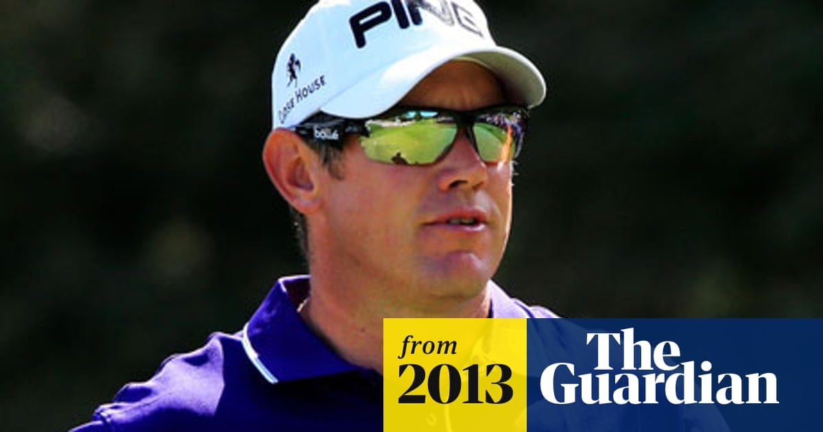 Lee Westwood launches foul-mouthed attack on Twitter trolls