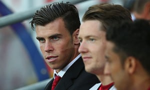 12924441e9f Gareth Bale out of Tottenham's first three games of season ...