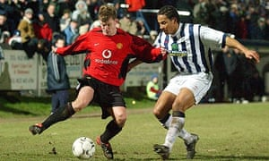 West Bromwich Albion  1   Manchester United  3