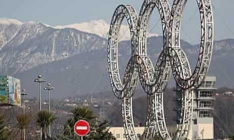 Sochi, venue for 2014 Winter Olympics