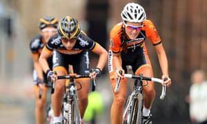 Lizzie Armitstead, cyclist
