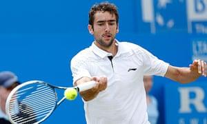 Tennis - Marin Cilic Filer