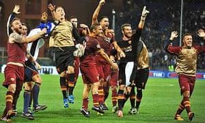 UC Sampdoria vs AS Roma