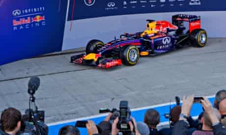 The new Red Bull