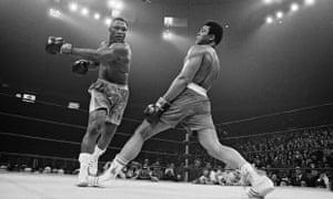 Muhammad Ali v Joe Frazier, 1971