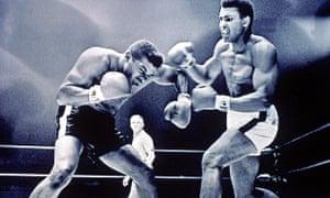 Muhammed Ali v Floyd Patterson
