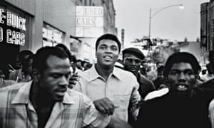 Muhammad Ali and The Black Panthers