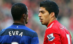 Liverpool striker Luis Suarez charged with racism