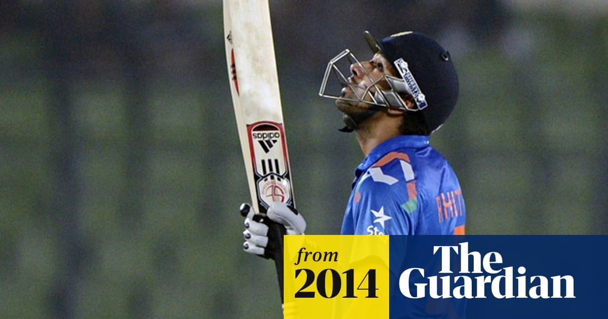 india s rohit sharma smashes 264 to become first player to hit odi 250 sport the guardian india s rohit sharma smashes 264 to