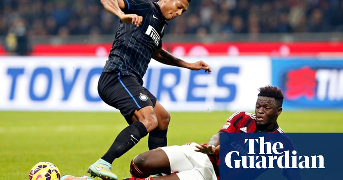a95b955ba93352 Milan and Inter draw as Derby della Madonnina fails to live up to hype