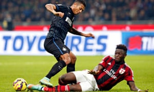 a89e5250945 Sportblog Milan and Inter draw as Derby della Madonnina fails to live up to  hype