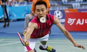 Lee Chong Wei in action in September