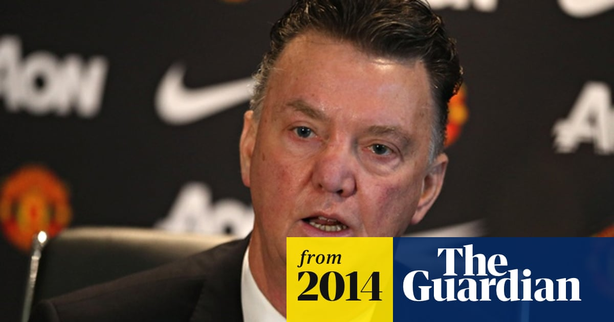 Louis Van Gaal Wants To See Manchester United Performances
