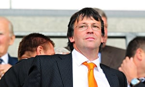 Karl Oyston, the Blackpool chairman, has come under criticism from his own supporters