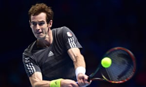 Andy Murray endured a difficult 2014 and will be hoping his form improves next year