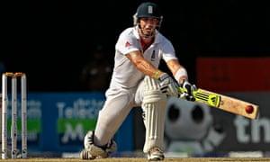 Kevin Pietersen in Colombo