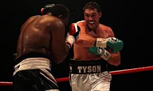 Dereck Chisora v Tyson Fury