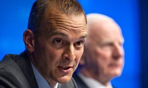 Travis Tygart, US Anti-Doping Agency chief executive
