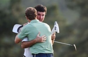 Masters: Masters 2014 gallery: Watson and Spieth