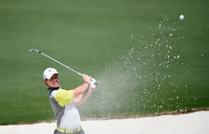 Masters: Masters 2014 gallery: Rory McIlroy