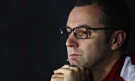 Stefano Domenicali has resigned as Ferrari team principal